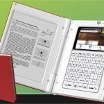 1Cross MID Hybrid – Un lecteur d'eBook original sous Android