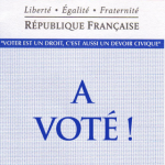 A Voté ! application citoyenne