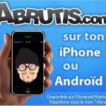 Abrutis – L'application officielle sur Android Market