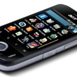 Acer beTouch E110 – Pas d'outils Google (Android Market, Gmail…)