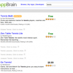 Appbrain – Android Market mais sans les applications parasites