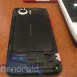 HTC Incredible – 3 nouvelles photos