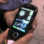 Motorola I1 – Vidéo de prise main