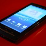 Sony Ericsson Xperia X10 – Multitouch finalement ?