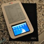Le eReader Spring Design Alex dispo aux USA