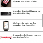 Le Widget Android France devient l'application Android France