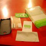 Nexus One – 2 coques de protection Case-Mate en test
