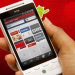 Faites d'Opera Mini 5 votre navigateur par défaut avec OperaBridge