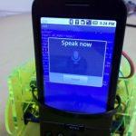 HTC Dream – GTalk et La reconnaissance vocale Android pour piloter un robot