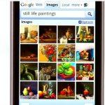 Google Mobile – Nouvelle version de la recherche d'images
