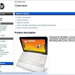 Compaq Airlife 100 – Les informations officielles