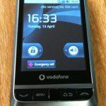 Huawei Joy alias Vodafone 845 – Quelques photos volées