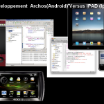 Développement Archos (Android) Versus IPad (Iphone) -Introduction