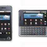 Les LG SU2300 et LG SU950/KU9500 Android