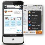 Skyfire 2.0 versus Mozilla Fennec en vidéo