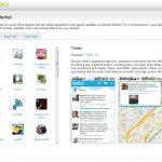 Android Market – Nouveau look du site