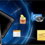 eviGroup Wallet – La tablette tactile sous Android est disponible