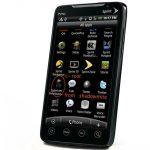 HTC Evo 4G – Rooté avant même sa sortie