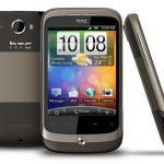 Le HTC WILDFIRE le successeur du Tattoo sous Android 2.1