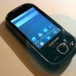 Samsung Corby GT i5500 – Le Corby sous Android en photos