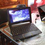 Toshiba AC100 – Prise en main du smartbook sous Android