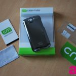 "Case-Mate – ""Barely There"" la coque pour HTC Desire"