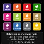 Hotmixradio – Superbe application de streaming de webradio thématique