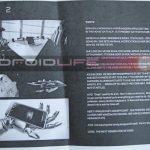 le Motorola Droid 2 et le Motorola Droid X les fiches commerciales