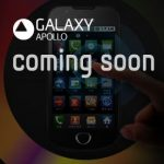 Le Samsung Galaxy A devient Samsung Galaxy Apollo pour l'Europe