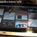 Pegatron montre sa tablette Android 10 pouces sous freescale i.MX 51