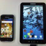 Samsung Galaxy Tablette aussi en 10 pouces
