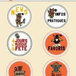 Application mobile du festival les Vieilles Charrues 2010 dans les bacs