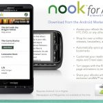 Barnes & Noble – L'application Nook pour Android
