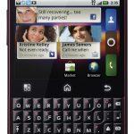 Le Motorola Charm est officiellement annoncé aux USA