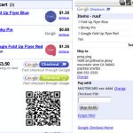 Transformer votre terminal Android en carte de paiement avec Google Checkout