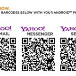 Les applications Yahoo disponibles sur Android Market