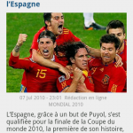 Le Soir – L'application du journal belge disponible