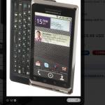 Motorola Droid 2 à 29€ – Ca vous dit ?
