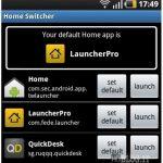Home Switcher – Changer de home en un clic