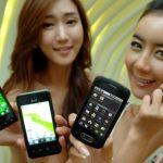 LG Optimus One et LG  Optimus Chic les deux nouveaux Android Phone de LG