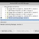 Android Market  – Ajout d'un serveur de licences pour lutter contre le piratage