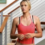 Maria Sharapova attire notre attention sur le Sony Ericsson Xperia X10 Mini pro