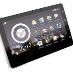 Olive Pad VT100 sous Android pour l'Inde