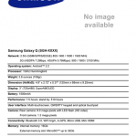Samsung Galaxy Q – Les spécifications du possible prochain Galaxy