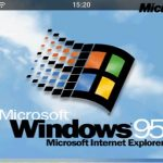 Windows 95 porté sous Android