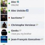 Le client de messagerie instantanée Beejive arrive sur Android