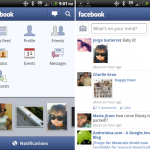 Facebook – Nouvelle version 1.3 pour Android