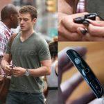 Justin Timberlake utilise un Sony Ericsson Xperia X10
