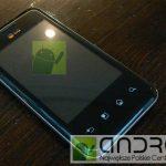 LG E720 – Nouveau LG sous Android 2.2 repéré en Pologne