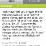 Adobe Flash 10.1 – La version finale maintenant disponible